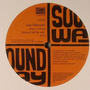 MENSAH, Joe/OSCAR SULLEY - Africa Is Home