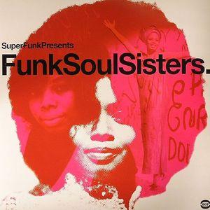 VARIOUS - Funk Soul Sisters