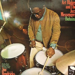 BLAKEY, Art & THE JAZZ MESSENGERS - Buhaina