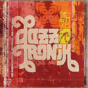 JAZZTRONIK - The Remixes Part 1