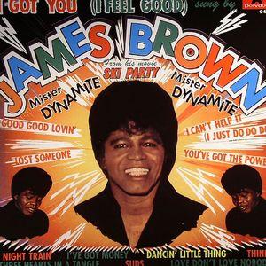 BROWN, James - I Got You (I Feel Good)