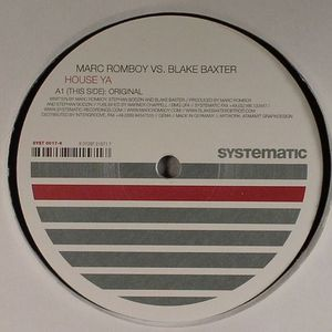 ROMBOY, Marc vs BLAKE BAXTER - House Ya