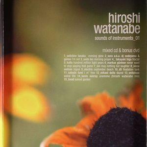 WATANABE, Hiroshi/VARIOUS - Sounds Of Instruments 01