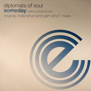 DIPLOMATS OF SOUL feat NOEL MCKOY - Someday