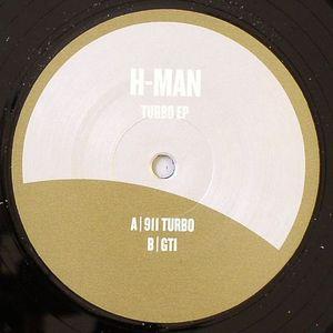 H MAN - Turbo EP