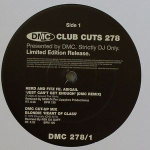 HERD & FITZ/BLONDIE/JIMI POLO/DEAD OR ALIVE - Club Cuts 278 (For Working DJs Only)