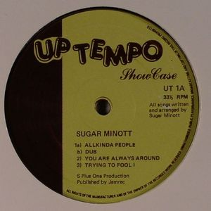 MINOTT, Sugar - Uptempo Showcase