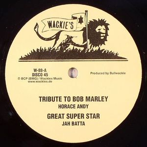 ANDY, Horace/JAH BATTA - Tribute To Bob Marley