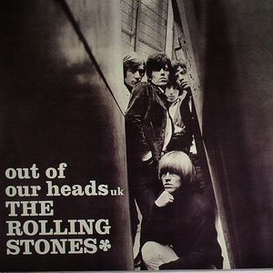 ROLLING STONES, The - Out Of Our Heads UK