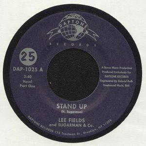 FIELDS, Lee & SUGARMAN & CO - Stand Up