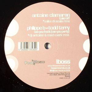 CLARMARAN, Antoine/PHILIPPE B vs TODD TERRY - Boss Remix EP 1