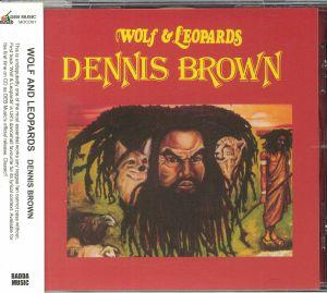BROWN, Dennis - Wolf & Leopards