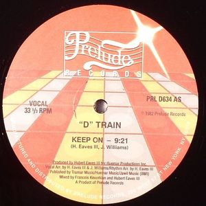 D TRAIN - Keep On