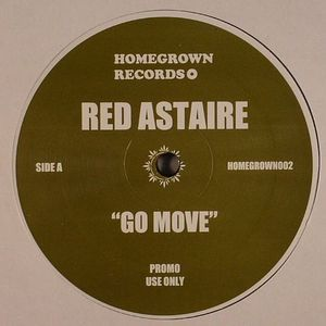 RED ASTAIRE - Go Move