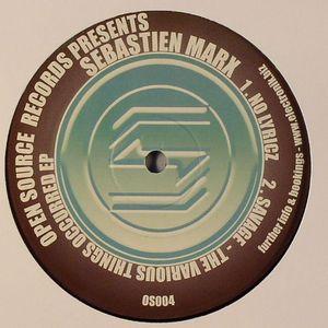 MARX, Sebastien/SUNIL SHARPE - The Various Things Occurred EP