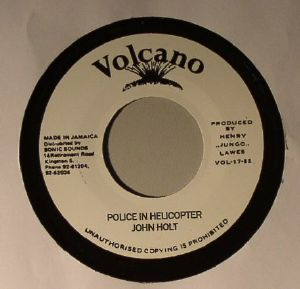 HOLT, John/ROOTS RADICS - Police In Helicopter (Riddim)