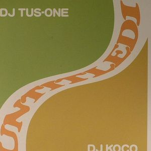 DJ TUS ONE/DJ KOCO - Untitled 1: Special Two Deejay's Excusive Combination!!