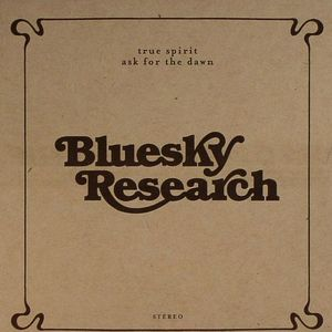 BLUESKY RESEARCH - True Spirit