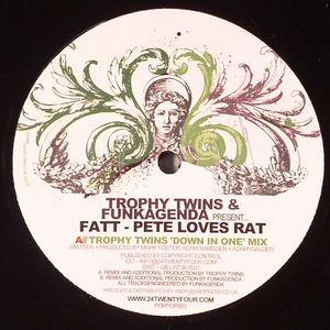 TROPHY TWINS/FUNKAGENDA - Fatt - Pete Loves Rat