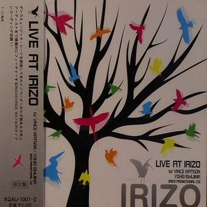 WATSON, Vince/YOHEI ISHIJIMA/VARIOUS - Live At Irizo