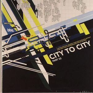DJ DEEP/VARIOUS - City To City Part 2: A Retrospective Journey Through Chicago, Detroit & New York Underground House Sounds