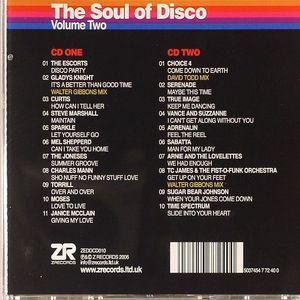 NEGRO, Joey/SEAN P/VARIOUS - The Soul Of Disco Volume 2
