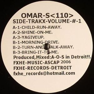 OMAR S - Sidetrakx Volume #1
