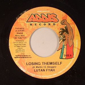 LUTAN FYAH - Losing Themselves (King Of The Nile Riddim)