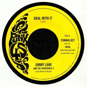 JIMMY LANE & THE INCREDIBLE 5 - Deal With It