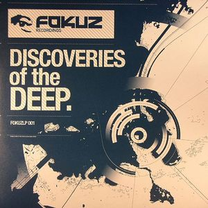 J CUT & SUBZ/AUTUMN & ICR/KUBIKS & LOMAX/SYNCOPIX/SOULPROOF/PHYSICS & RESOUND/STUNNA & RELEASE/IMPLEX/SPINOR/DRUM ORIGINS - Discoveries Of The Deep