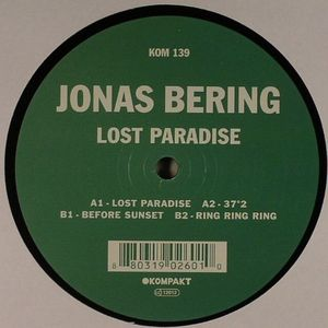 BERING, Jonas - Lost Paradise