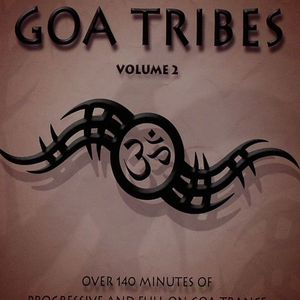 JACKOMO/TULLA/VARIOUS - Goa Tribes Vol 2