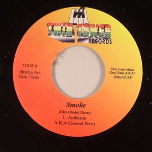 ANDERSON, L aka GENERAL PECOS/ED ROBINSON - Smoke