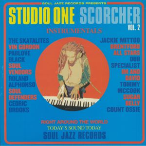VARIOUS - Studio One Scorcher Vol 2