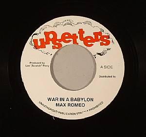 ROMEO, Max/THE UPSETTERS - War In Babylon (War In A Babylon Riddim)