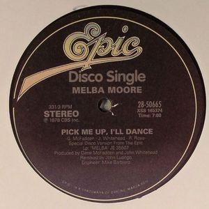 MOORE, Melba - Pick Me Up I'll Dance