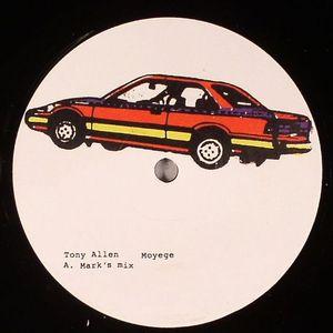 ALLEN, Tony - Moyege
