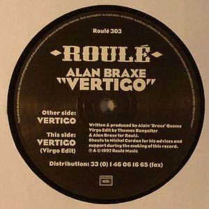 BRAXE, Alan - Vertigo