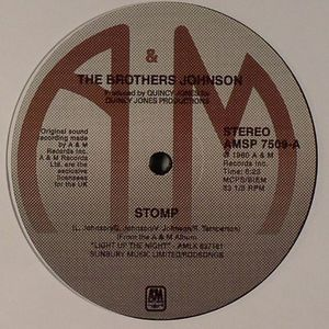 BROTHERS JOHNSON, The - Stomp