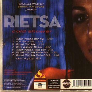 RIETSA - Cold Shower
