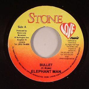 ELEPHANT MAN/RICKY TICKY - Bullet (Oki Doki Riddim)