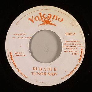 TENOR SAW - Rub A Dub (Shank I Shek Riddim)