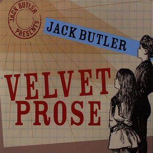 BUTLER, Jack - Velvet Prose
