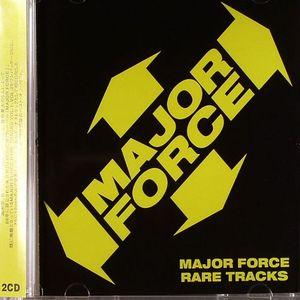 MAJOR FORCE/VARIOUS - Major Force Rare Tracks