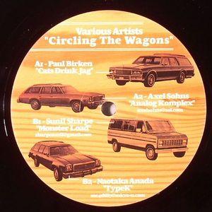 BIRKEN, Paul/AXEL SOHNS/SUNIL SHARPE/NAOTAKA ANADA - Circling The Wagons