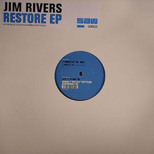 RIVERS, Jim - Restore EP