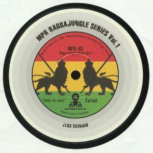 EARSUT/417 - Ragga Jungle Series Vol 1