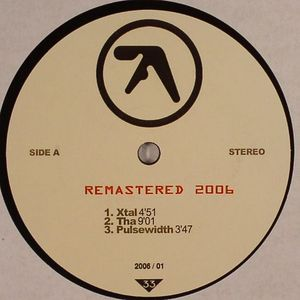 APHEX TWIN - Selected Ambient Works 85-92 (remastered)