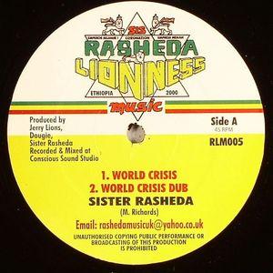 SISTER RASHEDA - World Crisis