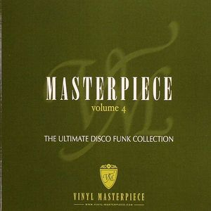 VARIOUS - Masterpiece Volume 4: The Ultimate Disco Funk Collection